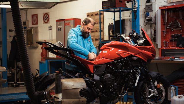 MV Agusta Prepares to Resume Full Factory Production 1