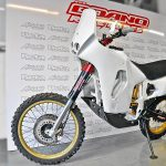 This old Honda Africa Twin was Transformed to a Rally Beast 16