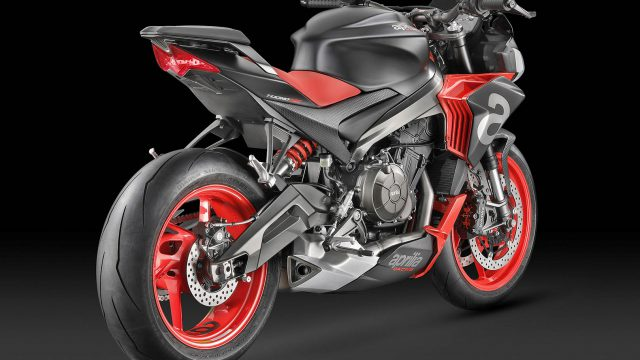 Aprilia Tuono 660 Concept First Look sport motorcycle 2