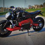 Yamaha GTS 1000. A Different Kind of Custom 13