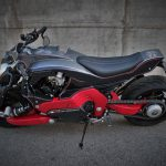 Yamaha GTS 1000. A Different Kind of Custom 36