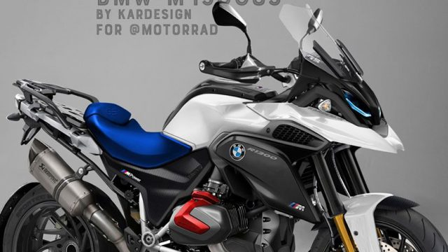 The 160 hp BMW M1300GS. Fancy one of these? 1