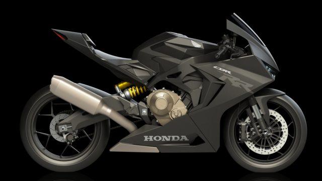 Honda CBR750RR Imagined by a Design Artist 1