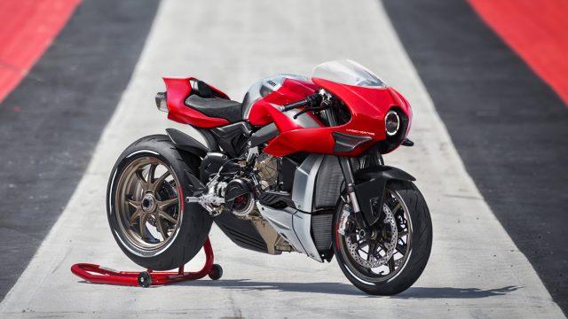 Ducati MH900e   Pierre Terblanche   Jakusa Design