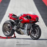 What Motorcycles Could Look Like. Renderings from Jakusa Design 2