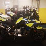 London Police Scorpion Squad Receives BMW F750GS 2