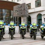 London Police Scorpion Squad Receives BMW F750GS 4