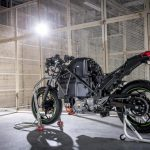 Kawasaki Teases Manual Gearbox for their First Electric Bike 8