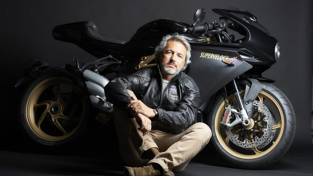 Filippo Bassoli Is MV Agusta's New Marketing Director 65