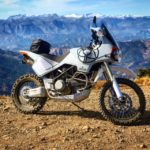 Walt Siegl the Adventure Motorcycle. Ducati Powered OffRoad Machine 7
