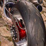 Chromed Custom KTM 1290 Super Duke R. Drag Race Missile 20