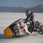 Video Footage: Indian Appaloosa Blasting on an Ice Lake in Siberia 7