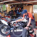 Chris Birch Gives an Overview of his KTM 790 Adventure R Setup 2