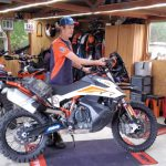 Chris Birch Gives an Overview of his KTM 790 Adventure R Setup 3