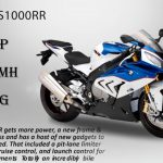 A Brief Insight on the Evolution of the BMW S1000RR 8