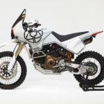 Walt Siegl the Adventure Motorcycle. Ducati Powered OffRoad Machine 8