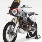 Walt Siegl the Adventure Motorcycle. Ducati Powered OffRoad Machine 10