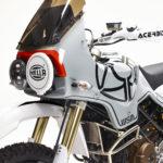 Walt Siegl the Adventure Motorcycle. Ducati Powered OffRoad Machine 2