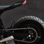 Custom Kawasaki GPZ 1100 Inspired by Top Gun 10