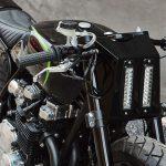 Custom Kawasaki GPZ 1100 Inspired by Top Gun 9