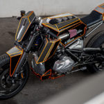 BMW R1250GS Converted into a Cafe Racer 8