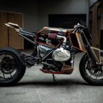 BMW R1250GS Converted into a Cafe Racer 9