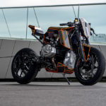 BMW R1250GS Converted into a Cafe Racer 7