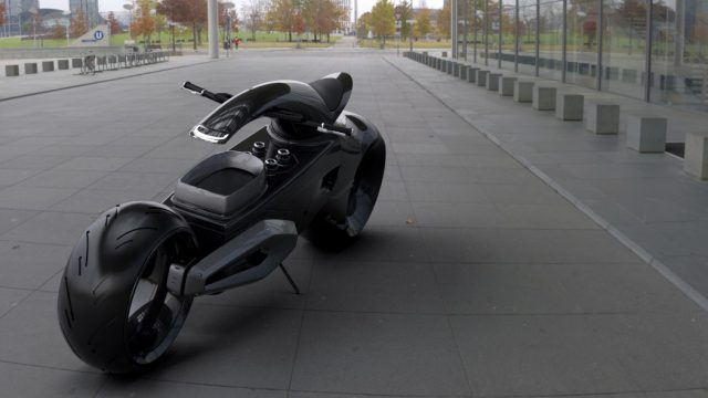 What a Bugatti Motorcycle could Look Like 13