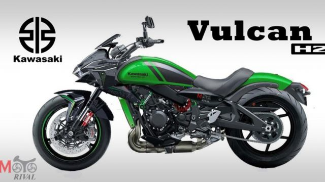 Rumour: Kawasaki Vulcan H2 in the Works 1