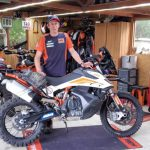 Chris Birch Gives an Overview of his KTM 790 Adventure R Setup 4