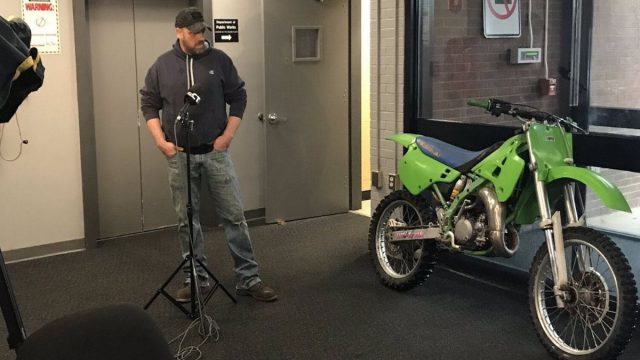 Stolen Kawasaki Recovered by Police 27 Years Later 30