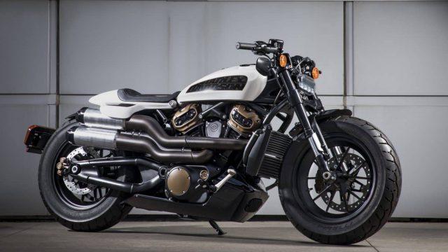 harley davidson custom 1250 2021
