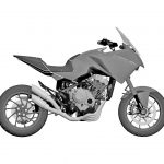 Honda CB4X Concept is getting Closer to Series Production 6