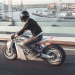 Untitled Motorcycles Unveils XP ZERO. 190Nm Electric Bike 6