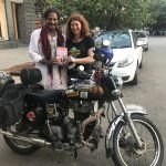 Riding a Harley-Davidson Through 6 Continents. Holy Moto World Tour 23