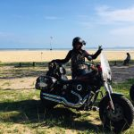 Riding a Harley-Davidson Through 6 Continents. Holy Moto World Tour 44