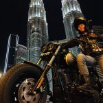 Riding a Harley-Davidson Through 6 Continents. Holy Moto World Tour 16