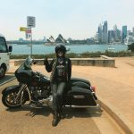Riding a Harley-Davidson Through 6 Continents. Holy Moto World Tour 27