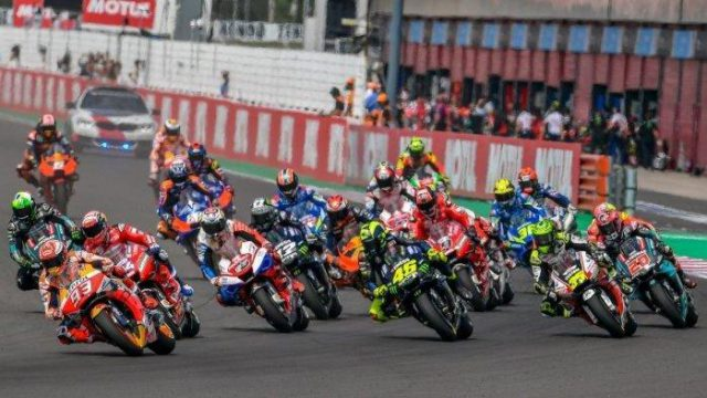 MotoGP Races Could be Held Behind Closed Doors 1