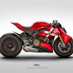 What Motorcycles Could Look Like. Renderings from Jakusa Design 6