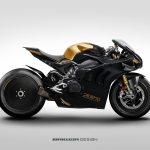 What Motorcycles Could Look Like. Renderings from Jakusa Design 12