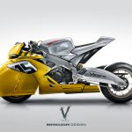 What Motorcycles Could Look Like. Renderings from Jakusa Design 14