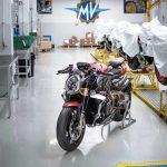 Ducati, MV Agusta and Piaggio are Restarting Production 2