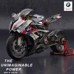 BMW M1000RR. Electric Supercharged Bike Design 3