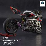BMW M1000RR. Electric Supercharged Bike Design 13
