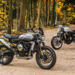 Norton Motorcycles Sold to TVS. Engine Supplier for a New Adventure Bike 6