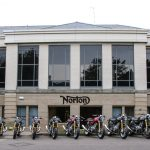 Norton Motorcycles Sold to TVS. Engine Supplier for a New Adventure Bike 8