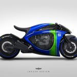 What Motorcycles Could Look Like. Renderings from Jakusa Design 5
