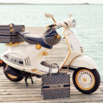 Vespa Unveils the 946 Christian Dior Scooter 2