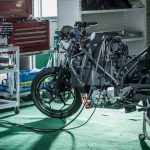 Kawasaki Teases Manual Gearbox for their First Electric Bike 2